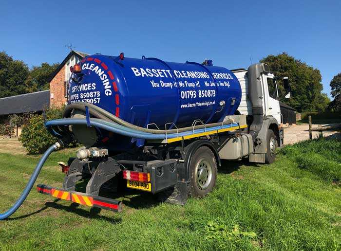 Why you need your tank emptied. - Bassett Cleansing